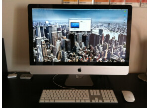 "Apple Imac Intel Quad-core i5 27"" 2,66 GHz (34287)"