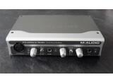 Vends M-Audio Firewire solo en parfait état