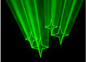 Dune Lighting Graphic Green II