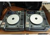 2 platines CD Denon DJ DN-S 1000 parfait état de marche