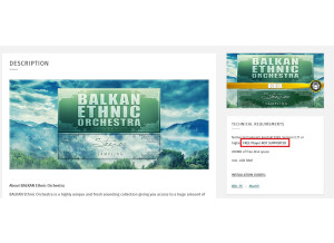 Strezov Sampling Balkan Ethnic Orchestra (4522)