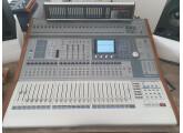 Vends table de mixage TASCAM DM-4800 IF-FW/DM MKII + 2SEEMY VGA + Bandeau vu-mètre