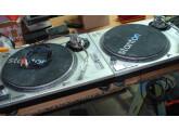 2 platines technics sl1200 mk2
