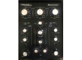 Rotary mixer starter pack : Omnitronic TRM-202MK3 + numark PRO TT1 + numark PRO TT2 + meuble