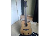 Vends guitare 12 cordes - Lâg Tramontane T200D12CE