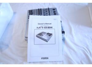 Fostex MR-8 HD