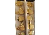 Vends mécaniques type Grover dorées 3L/3R