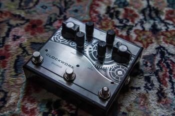 J. Rockett Audio Designs Clockwork Echo : ClockWorkEcho