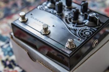 J. Rockett Audio Designs Clockwork Echo : ClockWorkEcho-6