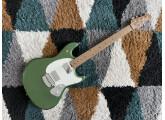 Vends Music Man Stingray RS Charging Green en parfait état