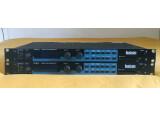 DEUX LEXICON PCM 91 Digital Reverberator Excellent état