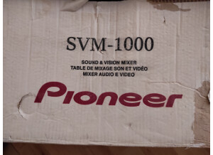 Pioneer SVM-1000