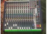 Vends console analogique Soundcraft MFXI 12