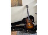 Fender paramount pm3 deluxe sunburst