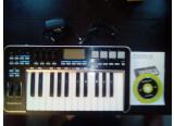 Vends clavier MIDI Samson Graphite 25