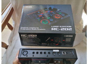 Boss RC-202 Loop Station