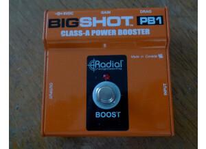Radial Engineering BigShot PB1 (56892)