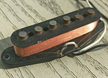 3 - micro de stratocaster