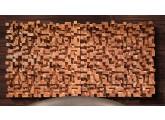 Diffuseur 3D en bois massif - 122x122
