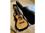 Ukulélé ténor de luthier électroacoustique