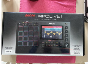 Akai Professional MPC Live II