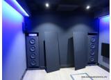 2 caissons de basse studio