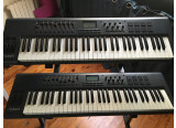 2 claviers M-audio Axiom61