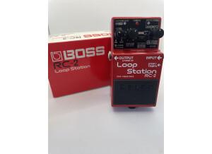Boss RC-2 Loop Station