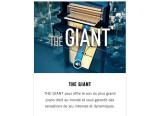 Vends Native instruments The Giant (piano - instrument de musique virtuel)