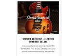 Vends Native Instruments Session Guitarist Electric Sunburst Deluxe (Guitare électrique - instrument de musique virtuel)