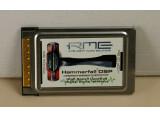 Carte son RME PCMCIA pour la serie HDSP + cables