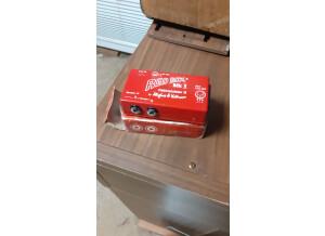 Hughes & Kettner Red Box MK II