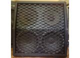 "Mesa/Boogie 4x12""  Half-Back vintage 1990 (Black Shadow)"
