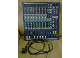 AV Table de mixage Soundcraft EPM8