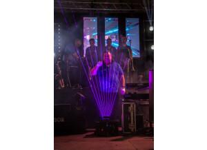 Harpelaser LHC V2 (laser harp controller V2)