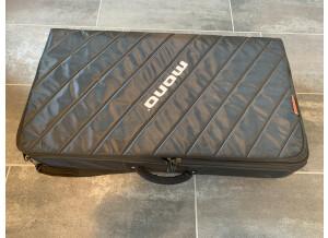 Mono M80 Pedalboard Case Combo (with Pedaltrain™ frame)