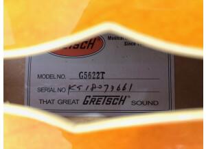 Gretsch G5622T-CB Electromatic Center-Block