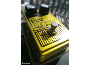 DOD 250 Overdrive Preamp 2013 Edition