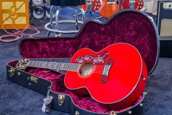 Gibson Orianthi Lotus SJ200 : OrianthiSJ200-22