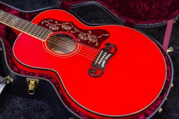 Gibson Orianthi Lotus SJ200 : OrianthiSJ200-29