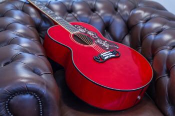 Gibson Orianthi Lotus SJ200 : OrianthiSJ200