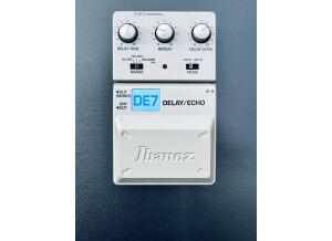 Ibanez DE7 Stereo Delay/Echo