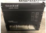 Rack Local Soundcraft VI