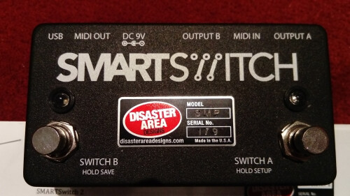 Disaster Area Designs Smart switch (31692)