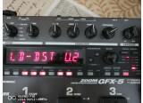 Vends Zoom GFX5 - Multi-effets numérique (pédalier - modeleur d'ampli, simulateur d'enceinte)