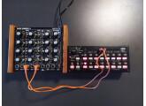 Doepfer Dark Energy II + Korg SQ1