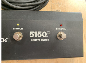 Peavey Footswitch - 5150II/6505+