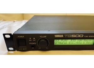 Yamaha TG500