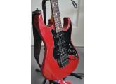 Strat Fender Prodigy II 1991, micros Van Zandt, Vibrato Kahler auto-latch