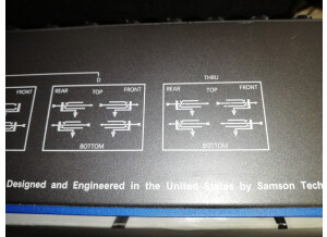 Samson Technologies S-patch plus